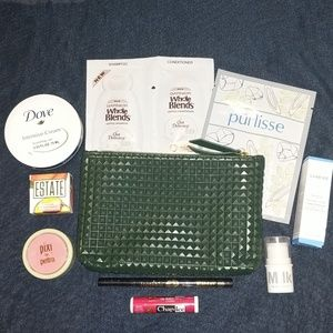 Ipsy Bag w/ Beauty Samples Dove, PIXI